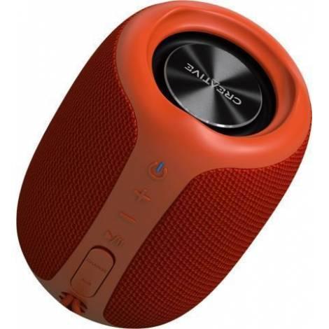 Bluetooth Wireless Speakers Creative Muvo Play - Orange (51MF8365AA002)