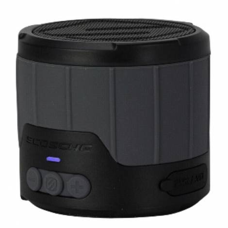 BoomBOTTLE mini Rugged Wireless Portable Speaker BLACK BTBTLMGY