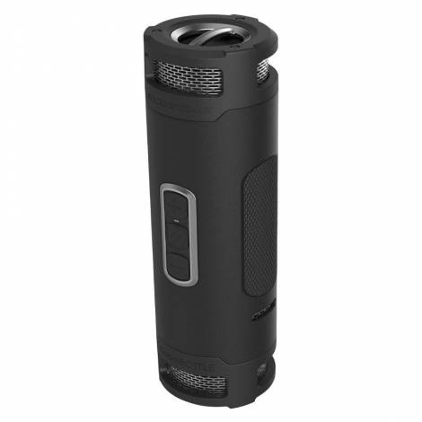 BoomBOTTLE +  Rugged Wireless Portable Speaker Black/Grey BTBPBKSGYI