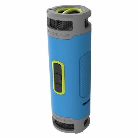 BoomBOTTLE +  Rugged Wireless Portable Speaker Blue BTBPSBLI