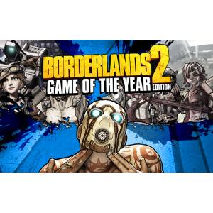 Borderlands 2 Game of the Year Edition - Steam CD Key (Κωδικός Μόνο) (PC)
