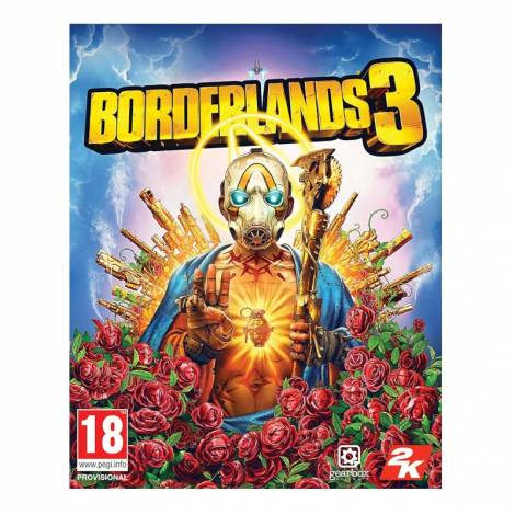 Borderlands 3 (PC) (Code In A Box)