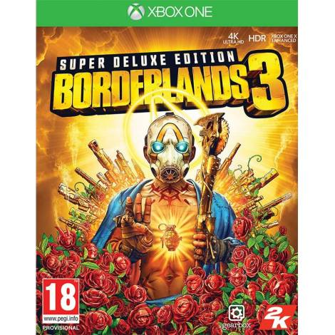 Borderlands 3: Super Deluxe Edition (Xbox One)
