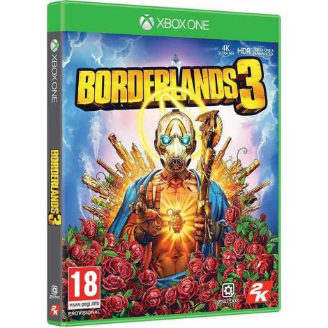 Borderlands 3 Pre-Order Bonus (Xbox One)