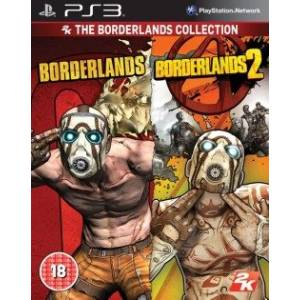 Borderlands & Borderlands 2 Double Pack - Borderlands Collection (PS3)