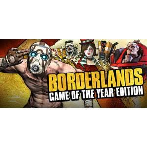 Borderlands Game Of The Yead Edition - Steam CD Key (Κωδικός Μόνο) (PC)