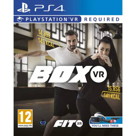Boxvr (PSVR) (PS4)