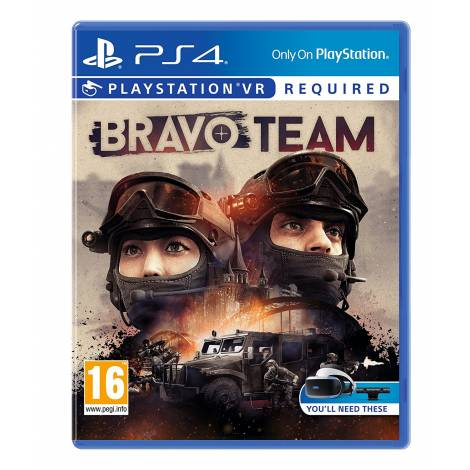 Bravo Team (PSVR) (PS4)