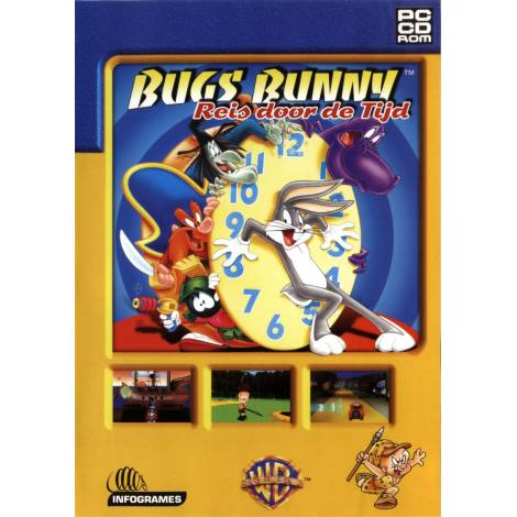 Bugs Bunny Lost in Time (PC)  (CD Μονο)