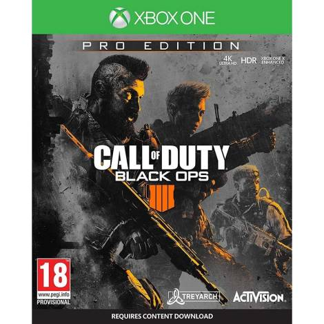 Call of Duty: Black Ops 4 (Pro Edition) (Xbox One)