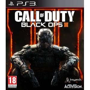 Call of Duty: Black Ops III (Multiplayer & Zombies Only) (PS3)