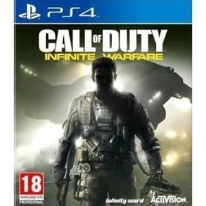 Call Of Duty: Infinite Warfare & Terminal Bonus Map  (PS4)
