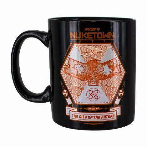 Call of Duty - Nuketown Heat Change Mug (PP4078COD)