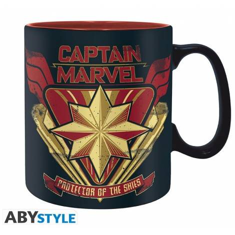 Captain Marvel 460ml Mug (ABYMUG569)
