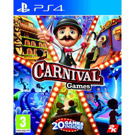 Carnival Games (PS4)