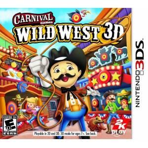 Carnival : Wild West 3D (NINTENDO 3DS)