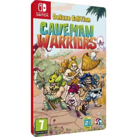Caveman Warriors (Deluxe Edition) (Nintendo Switch)