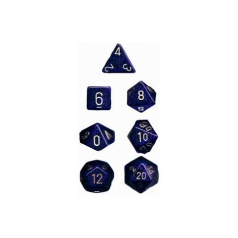 CHESSEX Speckled Golden Cobalt 7 dice (CHX25337)