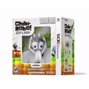 Chibi Robo : Zip Lash & Chibi Robo Amiibo NINTENDO