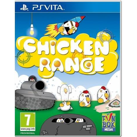 Chicken Range (PS vita)