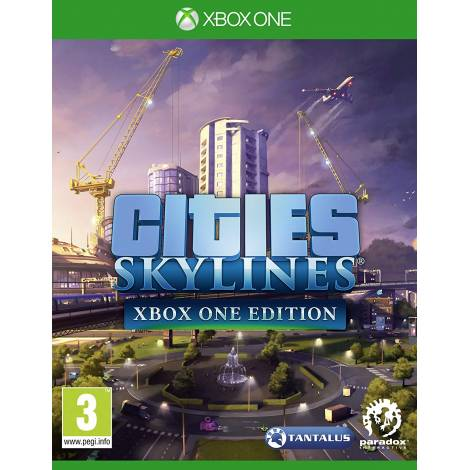 Cities Skylines (Xbox One)