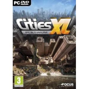 Cities XL Platinum - Steam CD Key (κωδικός μόνο) (PC)