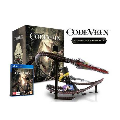 CODE VEIN Collector's (PS4)