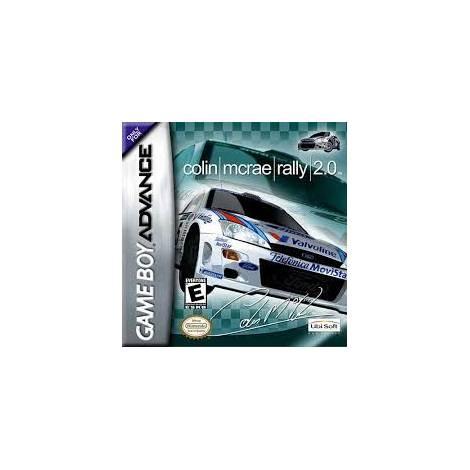 Colin Mcrae Rally2.0 - χωρίς κουτάκι (GAMEBOY ADVANCE)