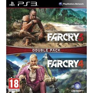 Far Cry 4 & Far Cry 3 - Double Pack (PS3)