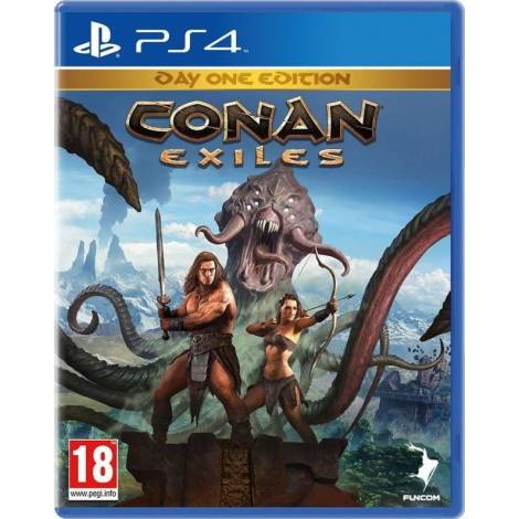 Conan Exiles (Day One Edition)  (PS4)