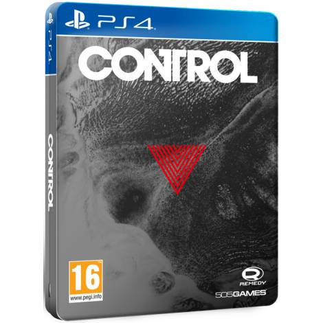 Control Deluxe Edition (PS4) (Pre-Order Bonus)