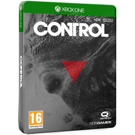 Control Deluxe Edition (Xbox One) (Pre-Order Bonus)