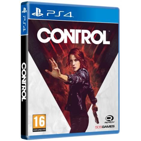 Control (PS4) (Pre-Order Bonus)