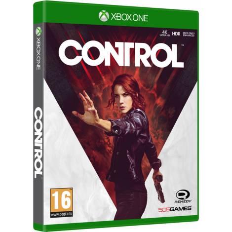 Control (Xbox One) (Pre-Order Bonus)