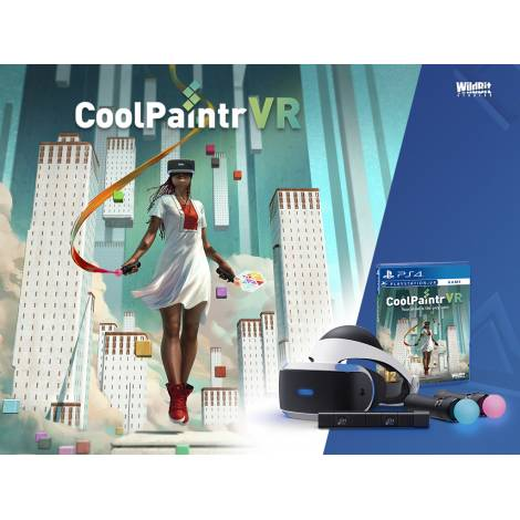 CoolPaintr VR  Deluxe Edition (PS4)