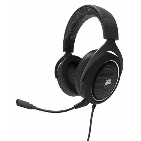 CORSAIR  GAMING HEADSET HS60 BLACK/WHITE (CA-9011174-EU)