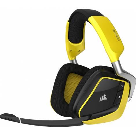Corsair Headset Void Pro Wireless - Black / Yellow