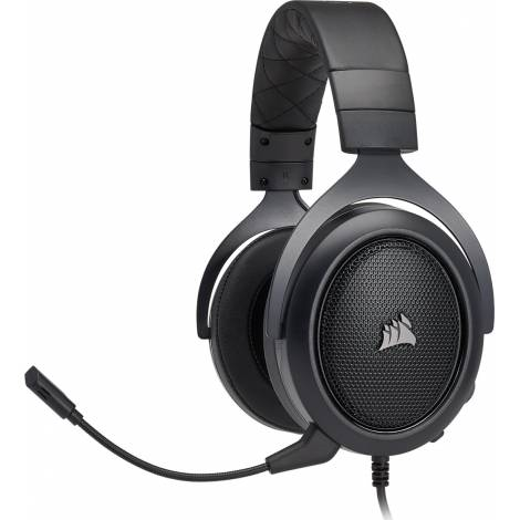 Corsair HS50 Pro Stereo Carbon Headset (PS4,PC, Switch, Mobile) (CA-9011215-EU)