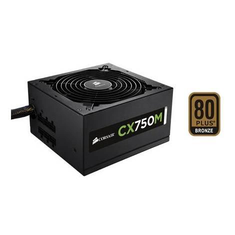 CORSAIR PSU 750W CMPSU-CX750MEU (CP-9020061-EU)