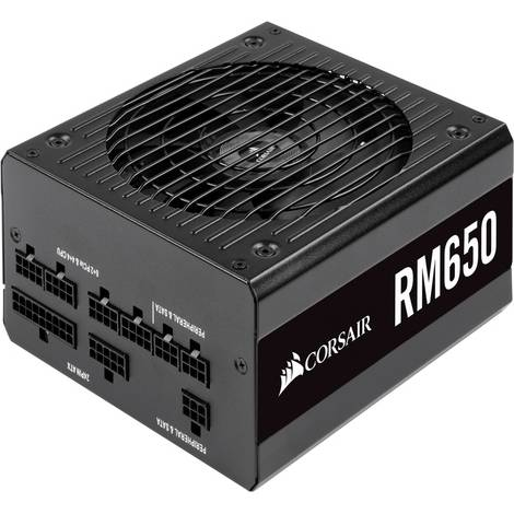 Corsair RM650 power supply unit 650 W ATX Black (CP-9020194-EU)
