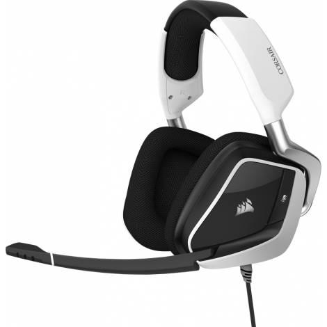 Corsair Void RGB Elite USB 7.1 Surround Headset - White/Black (CA-9011204-EU) (PC,PS4)