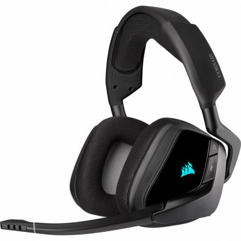 Corsair Void Rgb Elite Wireless Headset - Carbon (PC , PS4) (CA-9011201-EU)