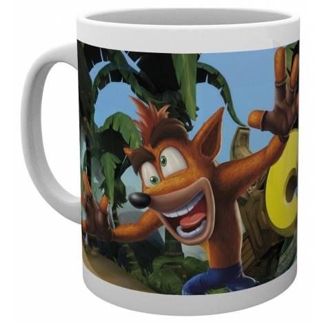 Crash Bandicoot - Logo Mug (MG2746)