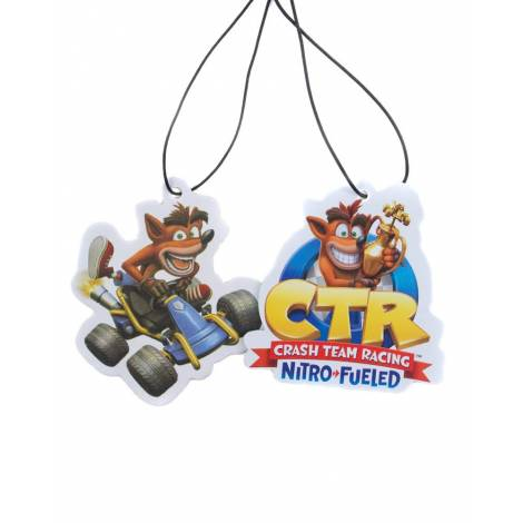 Crash - Car Air Freshener (2-Pack)