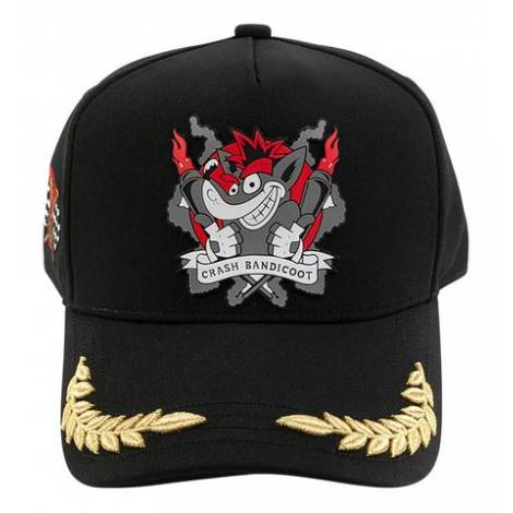 Crash Team Racing - Inspired Snapback
