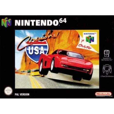 Cruis'n USA - χωρίς κουτάκι (NINTENDO 64)