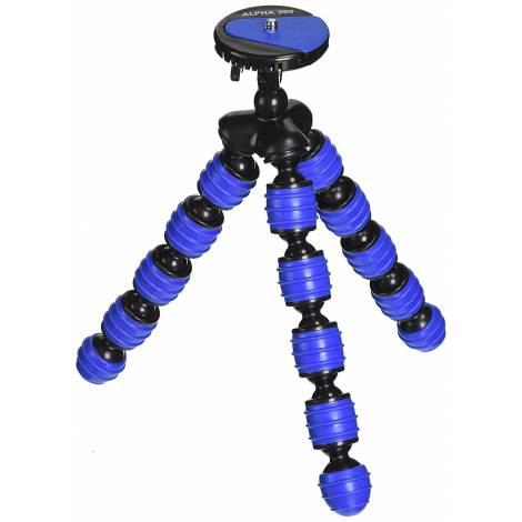 CULLMANN ALPHA 350 Blue Mini Tripod (50021)