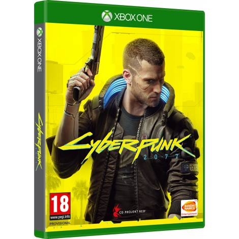 CyberPunk 2077 & Pre-Order Bonus (Xbox One)