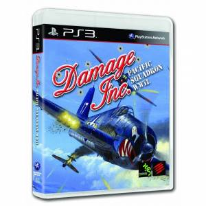 Damage Inc: Pacific Squadron WWII (PS3)