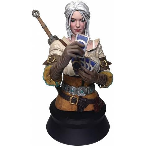 Dark Horse The Witcher 3: Wild Hunt - Ciri Playing Gwent Bust (3002-977)